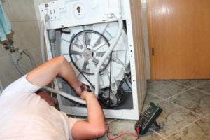 Wymiana łożysk pralki